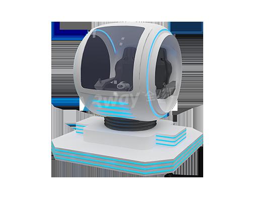 VR双人飞行器  新品!